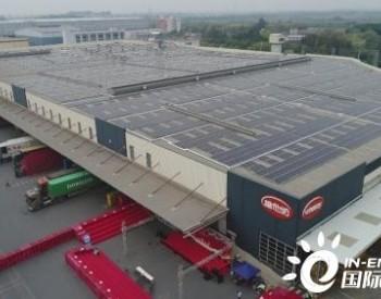 维他奶抢先一步布局新能源 广东佛山工厂光伏项目并网运行