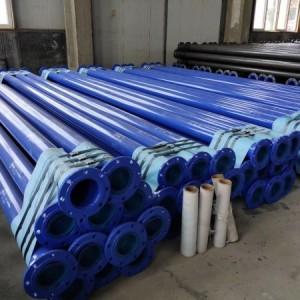 西部12年涂塑钢管大品牌厂家
