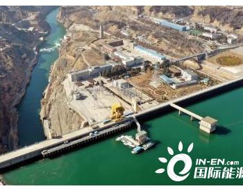 黄河进入开河期 刘家峡水库严控出库流量保防凌安