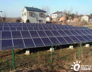 湖北宜城小河镇:光伏发电点亮脱贫致富路