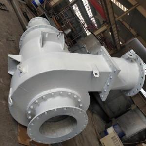 唐山厂家 有压给料三产品重介旋流器