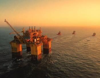 """""""深海一号""""能源站顺利抵达目标海域 开启安装调试工作"""