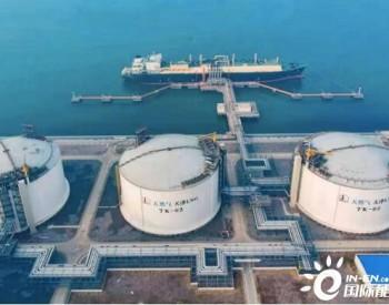 """保障华北过个""""温暖年"""",中石化天津LNG加速生产建设"""