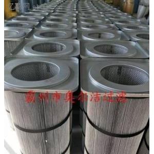 「中国研发」防静电覆膜除尘滤筒