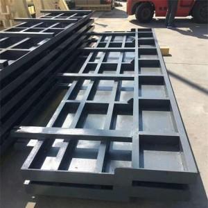 防撞墙模具的制作工艺---防撞墙模具的注塑过程