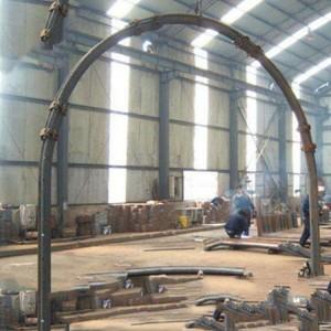 U型钢可缩性支架支护工艺标准