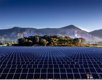 浙江宁波首家国企、民企混合制太阳能光伏发电企业