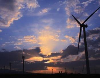 广东珠海桂山海上风电场首台风机并网发电