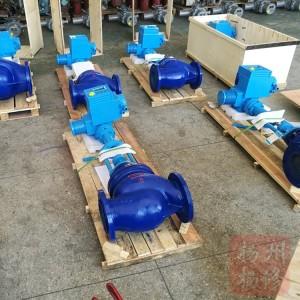 扬州扬修调节阀电装F-2SB3511-100C带安装支架