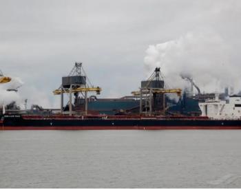 中国货船爆炸 满载煤炭从美国出发
