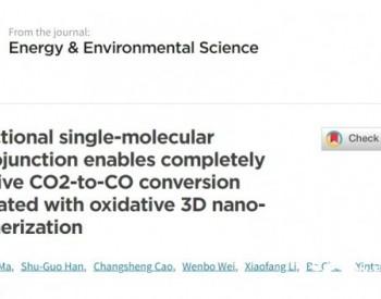 福建物构所单分子异质结电催化研究取得新进展