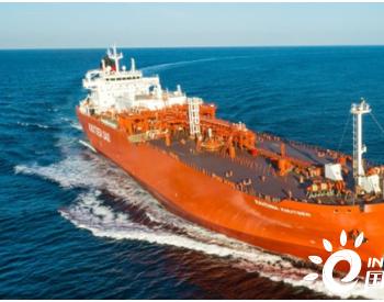 现代尾浦造船交付韩国首艘出口中型LNG船