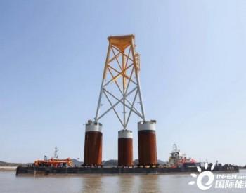 """国内单体高度最高、重量最重!海上风电""""巨无霸""""如何安全出港?"""