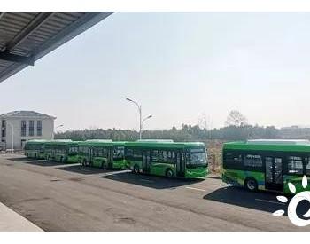 搭载明天氢能60kW系统,5辆氢能<em>公交</em>将在安徽六安投运