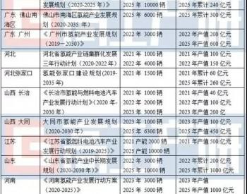 2021年中国氢车发展格局大猜想