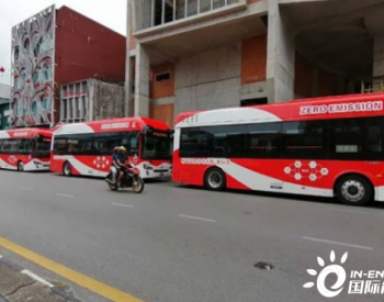 受困于疫情,马来西亚古晋3辆氢能巴士暂时暂停服务