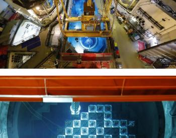 秦山核电大修进行时:4号机组成功并入华东电网 408大修工作顺利结束