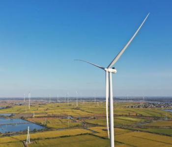 中標 | 金風科技中標中國電建120MW風電機組采購項