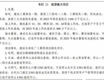 """""""十四五""""期间,浙江省这么发展核电!"""