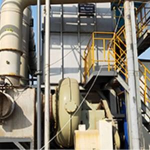 河北戴诺思化工有限公司——有机废气RTO治理项目