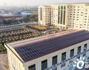 柬埔寨新能源发展潜力无限,国家交通部装上708k