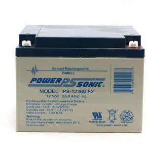 POWERSONIC蓄电池PS-12100012V100AH
