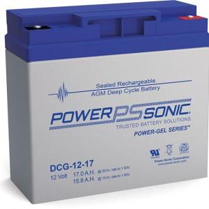 法国POWER-SONIC蓄电池DCG12-140AH