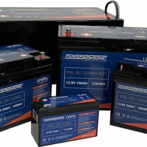 法国POWER-SONICPS蓄电池PSGL-12V90AH