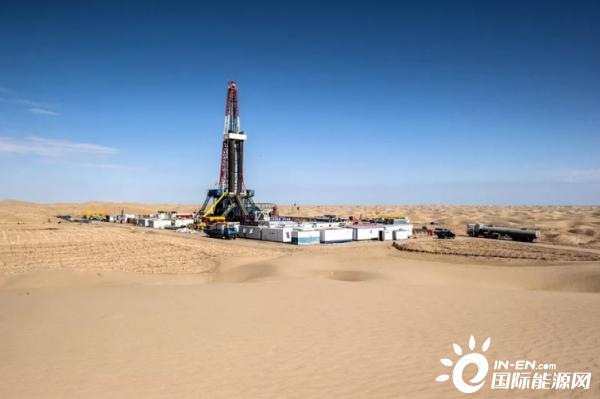 中国石化顺北5-16H井钻井提速28%