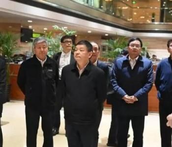 生态环境部部长黄润秋:确保全国碳市场今年6月底前启动上线交易