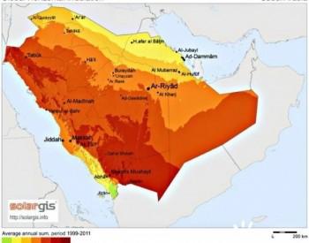 光热未来已来?沙特规划建设2700MW光热发电项目