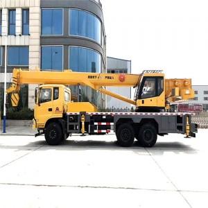 恒旺重工汽车吊车 订做汽车起重机6-30吨汽车吊随车吊