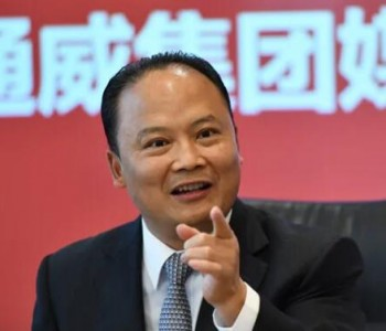 """通威""""掌门人""""刘汉元:加快碳中和进程 推动"""