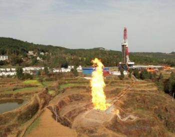 川西北气矿双鱼石区块连续斩获两口百万方级气井