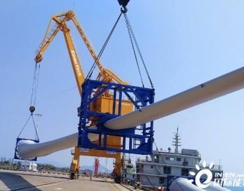 中海油物流惠州基地超大件设备吊装作业效率破纪录