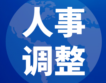 王树东履新中煤集团董事长,曾任国家电投集团副总经理