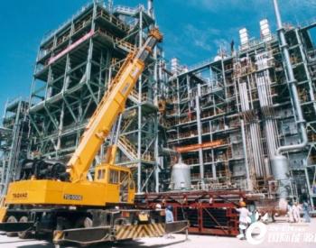 中石化扬子石化己烯贮运系统完成改造后首次作业