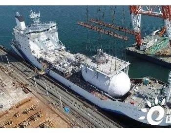 川崎重工再次推迟全球首艘液化氢船首航时间