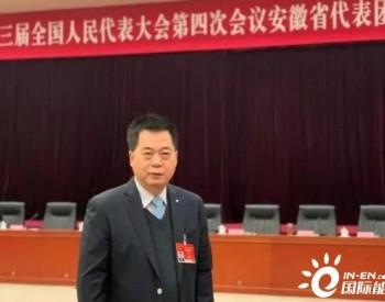 汉马科技总经理刘汉如:鼓励发展零碳排放氢气发动机【两会声音】