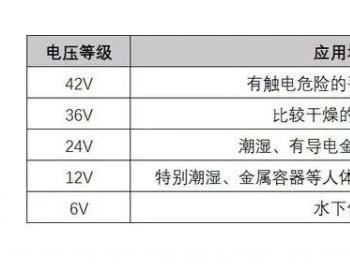 36V电压就很安全?你错了