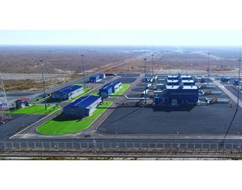 中油国际管道公司哈国南线天然气管道运行管理工作纪实