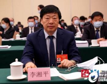 全国人大代表李湘平:降低企业用电成本,提升制造业国际竞争力【两会声音】