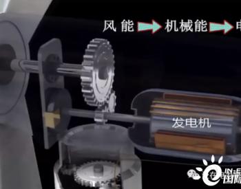 <em>风机叶片</em>转一圈,到底能发多少度电?