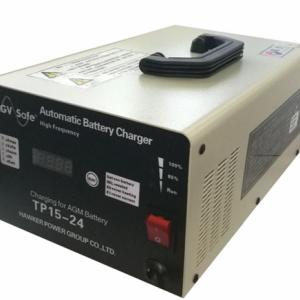 霍克智能充电器TP15-24型号24V15AGV小车专用