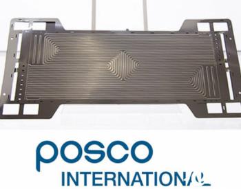 浦项国际计划扩产燃料电池隔板