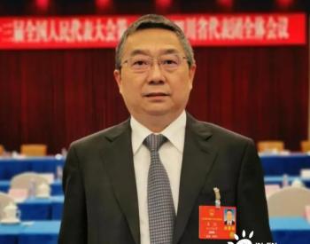 全国人大代表,四川红华实业有限公司董事长朱纪: