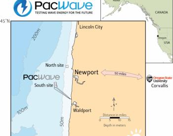 BOEM向美国西海岸波浪能项目授予首个用海租赁
