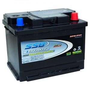 德国SSB蓄电池SBL100-12i科技能源蓄电池