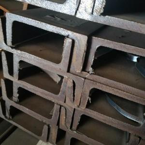 南京美标C6*10.5槽钢热轧美标C型钢现货直销