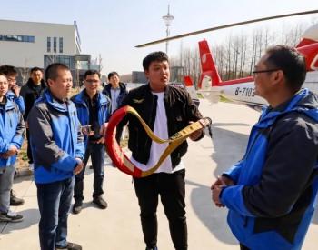 三峡新能源江苏大丰H8-2海上风电项目应急演练!离岸72公里,为何救援仅用1小时?